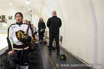 Shawnigan Lake School a force in women's hockey – Saanich News - Saanich News