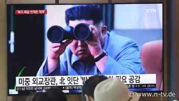 Verfassungsschutz sieht Risiko: Nordkorea nimmt Impfstofffirmen ins Visier