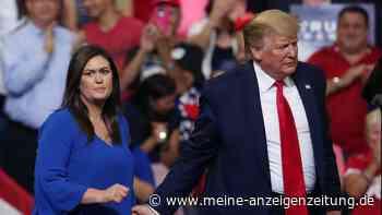 """Trumps erste Erbin? Vertraute will nun mit Trump-Polterei hohes Amt erobern - """"Sozialismus und Tyrannei"""""""