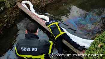 Corbie: nouvelle pollution aux hydrocarbures sur la Somme - Courrier picard