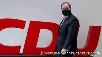 """Laschet wird bei CDU-Premiere mit Merz-Fragen bombardiert - im eigenen Land schwelt das """"Impf-Chaos"""""""