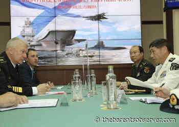 Chinese navy commander talks cooperation in Severomorsk | The Independent Barents Observer - The Independent Barents Observer