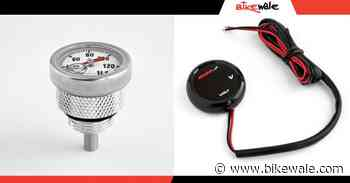Royal Enfield Interceptor 650 JMP Oil Temperature Gauge and Koso Voltmeter by NGage Powerparts Review: Introduction - BikeWale