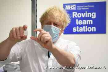 Boris Johnson faces Tory pressure over school closures - Enfield Independent