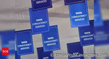 TCS once again becomes the most valued domestic firm by mcap