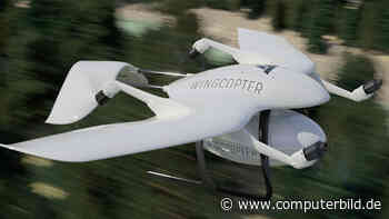 Corona-Impfstoff: Start-up plant Drohnenlieferung