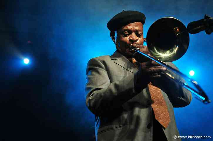 South Africa Mourns Anti-Apartheid Trombonist Jonas Gwangwa