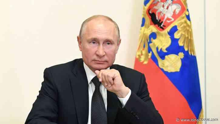 Putin asegura que el palacio que Navalny le adjudica no le pertenece
