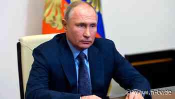 Recherche über Luxus-Anwesen: Putin weist Nawalnys Palast-Vorwürfe zurück
