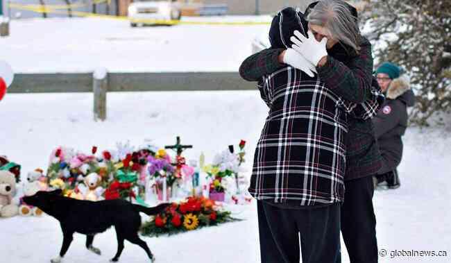 Five years later, La Loche still healing from tragic school shooting - Global News