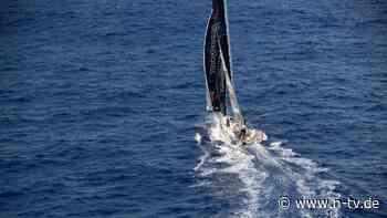Finale Tage der Vendee Globe: Herrmann segelt kurz vor ganz großen Ruhm