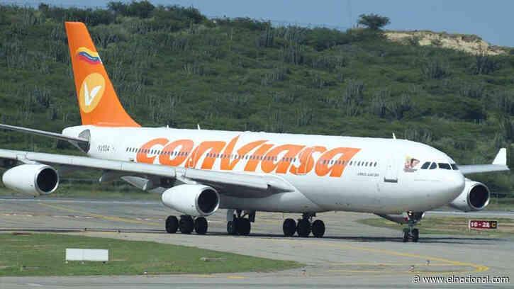 INAC reactivó vuelos a Porlamar durante la semana de flexibilización