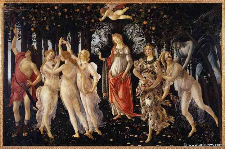 From Medicis to Mythologies: How Sandro Botticelli Became One of History's Most InfluentialArtists