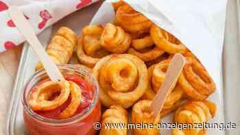Sie lieben Curly Fries von McDonalds? So machen Sie die knusprigen Spiralpommes einfach selbst