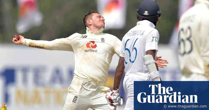 England's spin twins show promise in Sri Lanka but real test is yet to come | Andy Bull