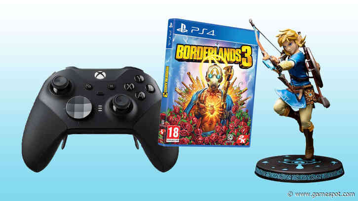 Today's Best Deals: Xbox Elite Series 2 For $140, Borderlands 3 For $8, And More