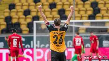"Dynamo-Recke Sebastian Mai: ""Heute wäre das Stadion geplatzt"" - MDR"