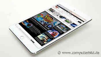 iPad mini: Apple stellt Service für diverse Modelle ein