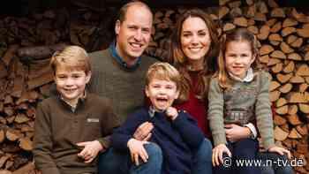 Nach Tod von Lupo: William und Kate haben neuen Familienhund
