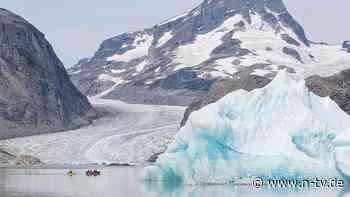 Weltweite Satellitendaten: Erde büßt Billionen Tonnen Eis ein