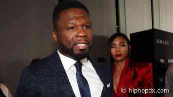 50 Cent Shows Off Lavish Ring From Girlfriend Cuban Link —But His Hand Just Winds Up Pissing People Off