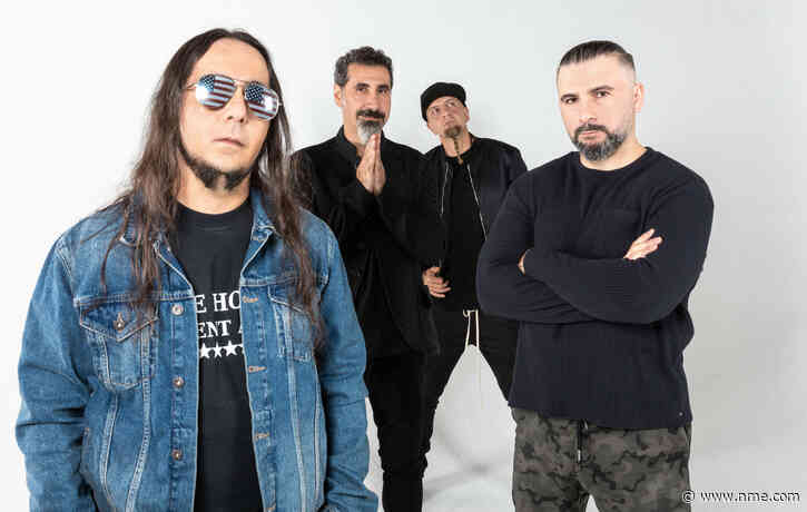 System Of A Down announce charity livestream event to premiere 'Genocidal Humanoidz' video