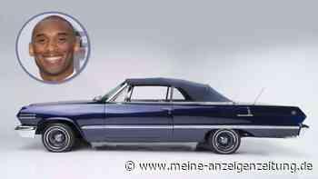 Chevrolet Impala von Kobe Bryant (†) unterm Hammer: Wie viel Geld bringt die Versteigerung?