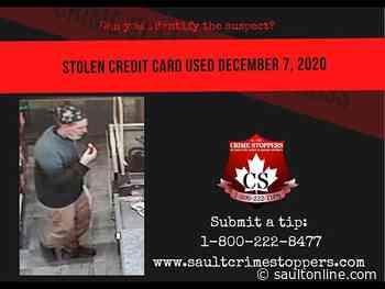 Crime Stoppers: Stolen Credit Card Used December 7, 2020