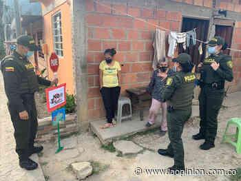 Previene el hurto en residencias en Pamplonita - La Opinión Cúcuta