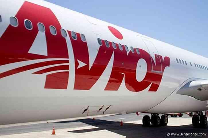 Pasajeros con boletos de Avior podrán viajar a los destinos disponibles actualmente