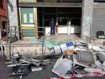 Assalto nella notte a Merone: sfondato l'ufficio postale - Corriere di Como