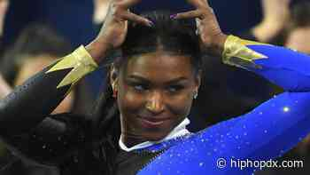 2Pac, Kendrick Lamar & Megan Thee Stallion Soundtrack UCLA Gymnast's Black Excellence Routine
