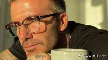 Brille: Fielmann?: David Beckham wandelt sich zum Best Ager