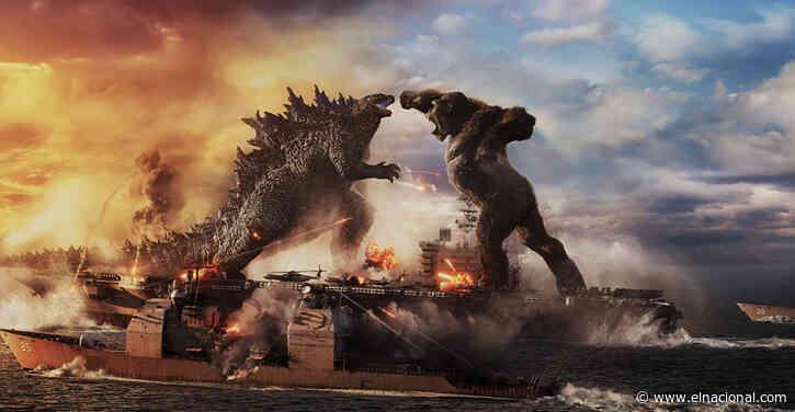 Warner Bros. lanzó el tráiler del filme Godzilla vs Kong