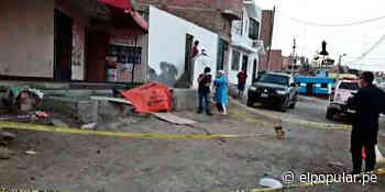 Huaura: presunto extorsionador muere tras detonarse el explosivo con el cual amedrentaba a los comerciantes - ElPopular.pe