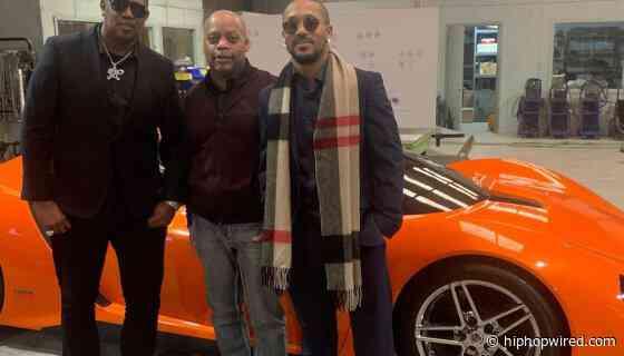 Master P Highlights Trion Supercars From Black Former Tesla Engineer