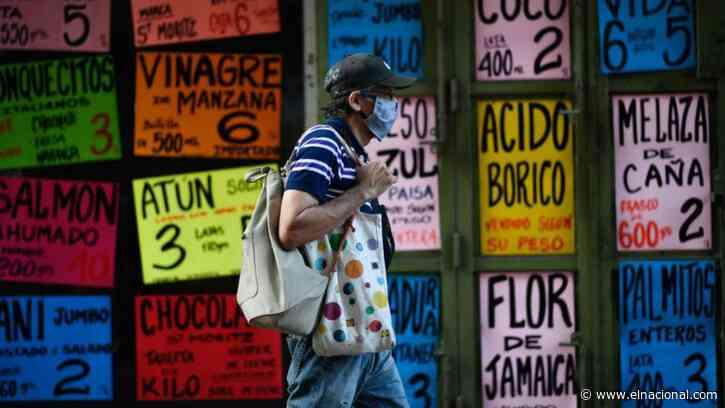 La ONU prevé que la economía de Venezuela volverá a contraerse en 2021