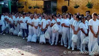 Imágenes del traslado de internas del penal de Sensuntepeque hacia otras cárceles | Noticias de El Salvador - elsalvador.com - elsalvador.com