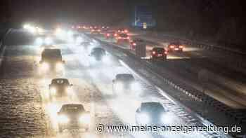 Wetter in Bayern: Winter-Einbruch sorgt für Chaos auf den Straßen - München besonders betroffen