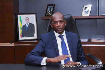 ONAS : Lansana Gagny Sakho remplacé... Lansana Gagny Sakho n'est plus le Directeur général de l - DakarActu