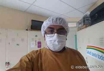 Médico que sobrevivió al Covid-19 y que volvió a Patacamaya pide crear una red de sistema de salud para enfrentar al virus   EL DEBER - EL DEBER