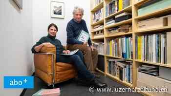 Literatur: Dieses Verlegerpaar liebt das Eigenwillige: Gianni und Flurina Paravicini erzählen vom neuesten Werk ihres Verlags | Luzerner Zeitung - Luzerner Zeitung