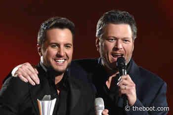Luke Bryan Is Glad Blake Shelton Urged Him to Do 'American Idol'