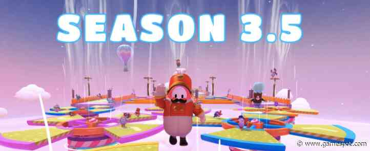 Fall Guys Season 3.5 Update Teased: New Level; Sonic, Godzilla Costumes, And More
