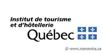 The ITHQ launches Quebec's very first applied bachelor in hospitality and hotel management - Canada NewsWire
