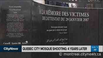 Quebec City mosque shooting: 4 years later - CityNews Montreal