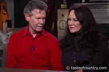 Randy Travis, Wife Mary Recount the Months of Practice Before Surprise 2016 Hall of Fame Performance [Exclusive Video]