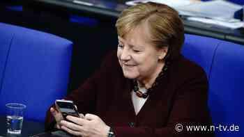 Telefonat nach Amtseinführung: Merkel lädt Biden nach Berlin ein