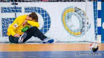 Verband glaubt an Olympiasieg: DHB-Team beendet WM schlecht wie nie