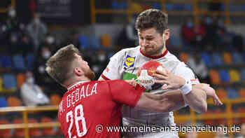 Handball-WM:  Remis zwischen Deutschland und Polen mit Wilder Schlussphase! Parade verhinder